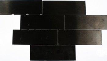 Metal Mosaics Tile Brick 2
