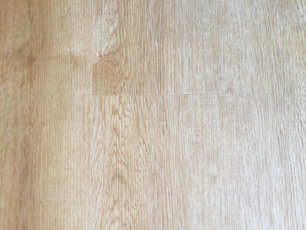 "cerameta - coremax hybrid vinyl flooring 7"" x 48"" - natural oak"