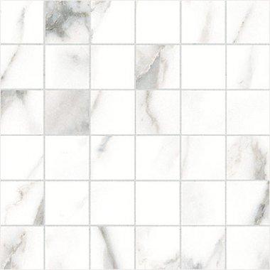 """Classic Series Tile Mosaic 2"""" x 2"""" - Calacatta"""
