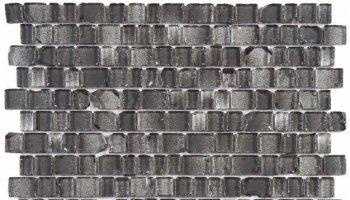 Glass Tile Broken Edges Irregular Mosaic 12.2