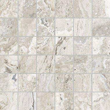 """Antico Tile Mosaic 2"""" x 2"""" - Ivory"""