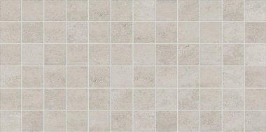 """Theoretical Tile Mosaic 2"""" x 2"""" - Logical Gray"""