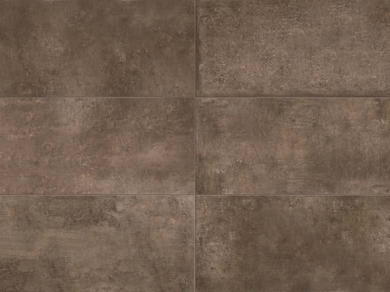 Roach Tile 13 X Brown