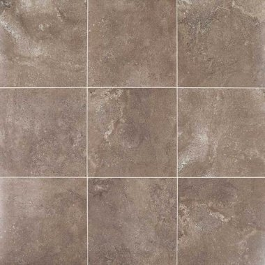 "Abound Tile 18"" x 18"" - Umber"