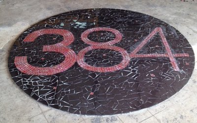 Tile Mosaic Installation