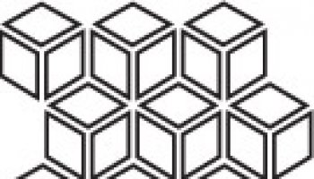 Craft Tile Geometric Box Mosaic 12