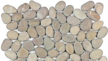 Spa Pebbles Natural Mosaic 12