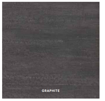 Mark Polished Rectified Tile 24 x 24 - Graphite