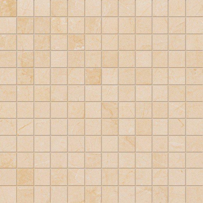 Marca Corona Deluxe Tile Tessere Mosaic 1 X 1 Beige Natural