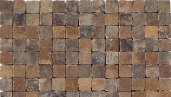 Argille Tile Rustic Mount Mosaic 1