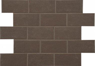 "Bricktown Tile 4"" x 8"" - Chestnut Boulevard"