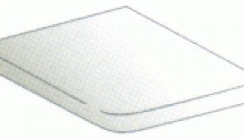 Aquarelle Tile Bullnose Corner 2 1/2