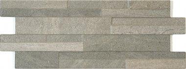"Eco-Stone Series Tile Muretto Decor 6"" x 16"" - Taupe"