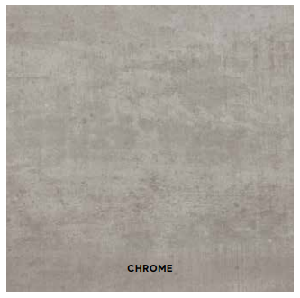 Mark Polished Rectified Tile 12 x 24 - Chrome