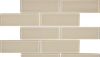 Bliss Element Glass Tile Brick Mosaic 2