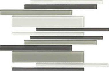 Color Appeal Tile Interlocking Blend - Silver Spring