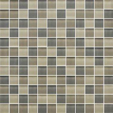 """Color Appeal Tile Mosaic Blend 1"""" x 1"""" - Sand Storm"""
