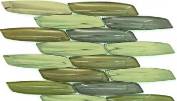 Streamline Glass Tile 15.4