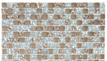 Glass Tile Decor 5/8