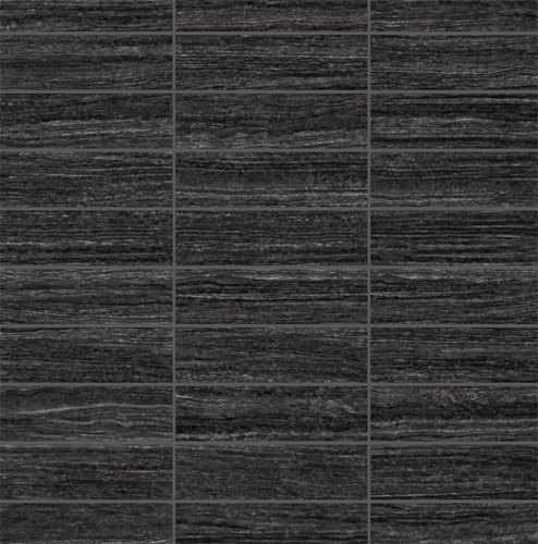 Happy Floors E Stone Tile Mosaic X 4 Black