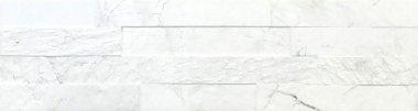 "Gemme Series Tile 6"" x 24"" - White"