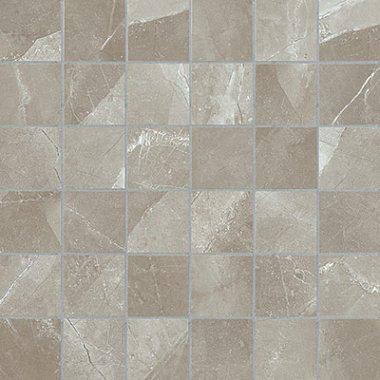"Classic Series Tile Mosaic 2"" x 2"" - Pulpis Moca"