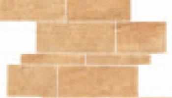 Zanzibar Tile Brick - Ocra Dark