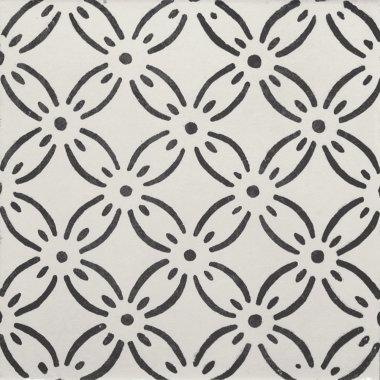 """A_Mano Series Tile 8"""" x 8"""" - Decor 2"""