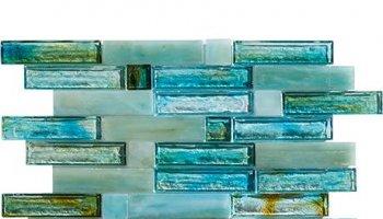 Caicos Glass Tile 12.5