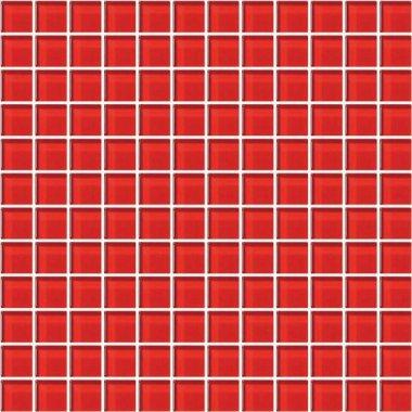 """Color Appeal Tile Mosaic 1"""" x 1"""" - Cherry"""