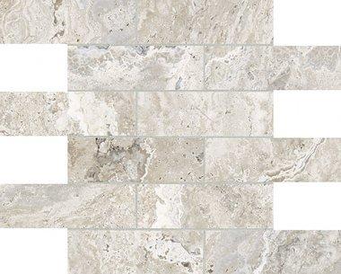 "Antico Tile Brick 2"" x 6"" - Ivory"