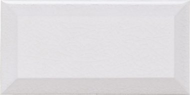 "Hampton Tile Beveled 3"" x 6"" - White"
