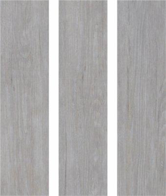 """Savana Tile 6"""" x 24"""" - Light Grey"""
