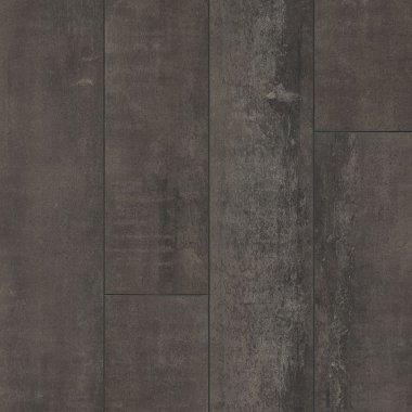 "PRYZM Vinyl Coastal Concrete 5"" x 47.56"" - Seascape Gray"