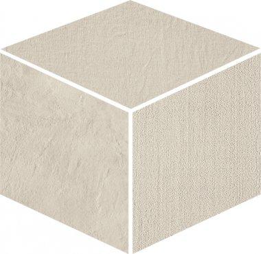 "Trame Series Tile Cube Multi Surface Decor 13"" x 15"" - Lino"