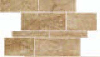 Zanzibar Tile Brick - Sabbia Dark