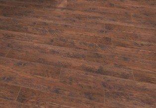 "cerameta - coremax hybrid vinyl flooring 7"" x 48"" - american hickory"