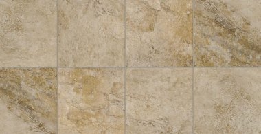 "Stonefire Tile Mosaic 2"" x 2"" - Beige"