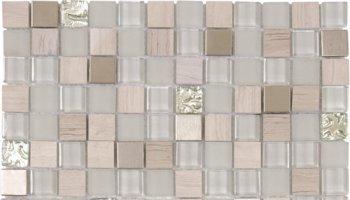 Marble Stone Tile Mosaic 7/8