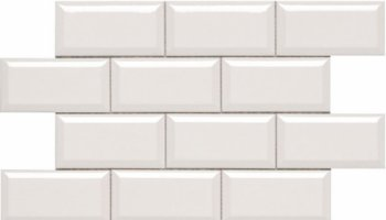 Hampton Tile Beveled Mesh Mosaic 2