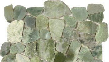 Pebble Interlocking Mosaic 12