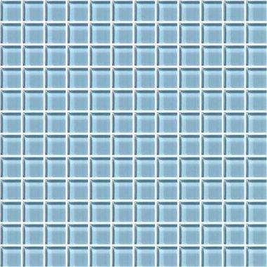 """Color Appeal Tile Mosaic 1"""" x 1"""" - Powder"""