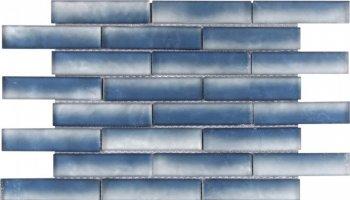 Glass Tile Baguette Matte 11.7