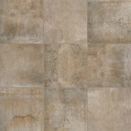 Roach Tile 13 X Taupe