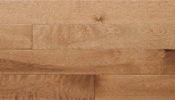 Classics Solid Birch Hardwood Flooring - Yellow Birch Sahara