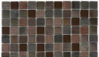 Glass Tile Mosaic 1