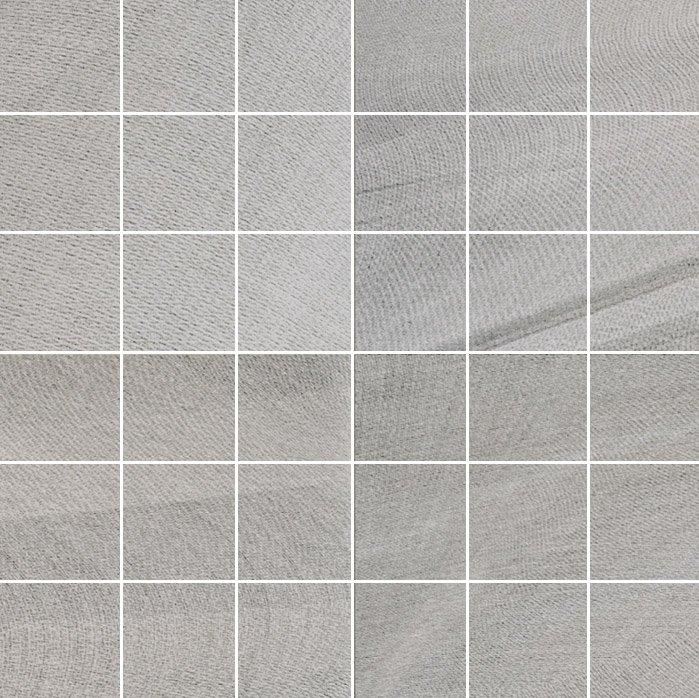 Edimax Texture Tile Mosaic 2 X 2 Grigio