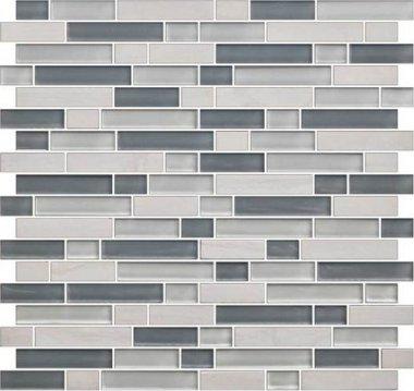 Color Appeal Tile Mosaic Blend - Sea Cliff