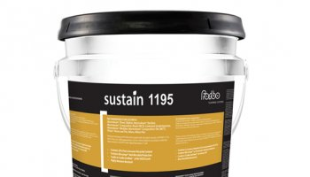 MCT Sustain 1195 Marmoleum Adhesive, 4 gallons 1 x 1 - Green
