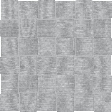 "Cambric Tile Basketweave 2"" x 2"" - Cool Gray"